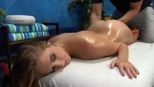 Watch those cuties get fucked hard by their massage psychologist